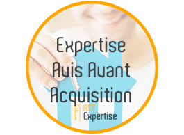 Expertise avis avant acquisition